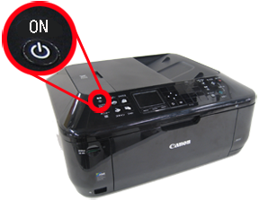 Canon printer Error b200